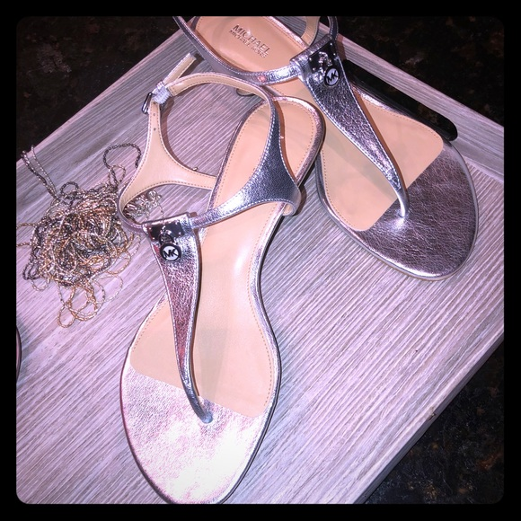 4a4fadad3b1c MICHAEL Michael Kors Ramona Wedge Sandals